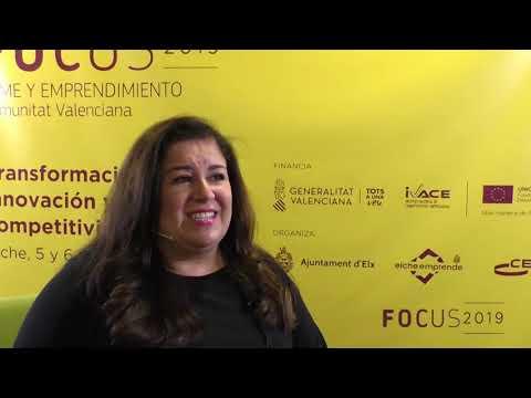 Olga San Jacinto de EVO Bank en Focus Pyme CV 2019