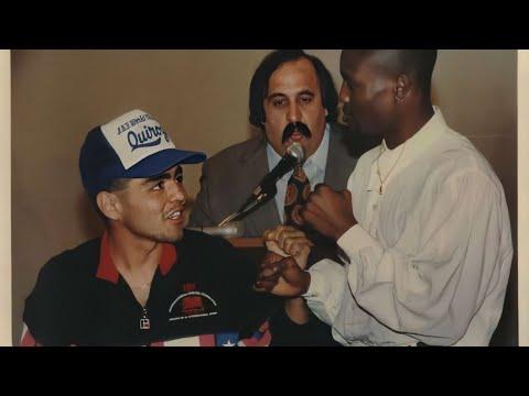Favorite Super Flyweight (115 lbs) Fights - Fight #1 of 3 : Robert Quiroga/Akeem Anifowoshe