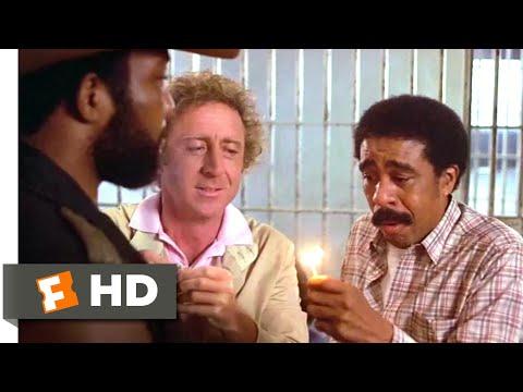 Stir Crazy (1980) - Kiss the Baby Scene (2/10) | Movieclips