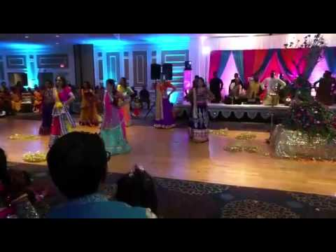 Video Dulhe ka sehra: Janki and Nirav Garba Dance download in MP3, 3GP, MP4, WEBM, AVI, FLV January 2017