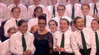 Presentation School Choir on Britain's Got Talent 2016, Semi-Final 5.
