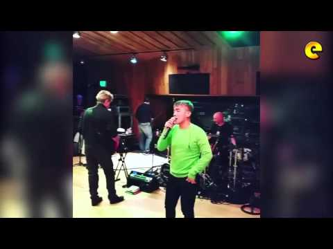 Arnel Pineda Rehearses For Journey Tour