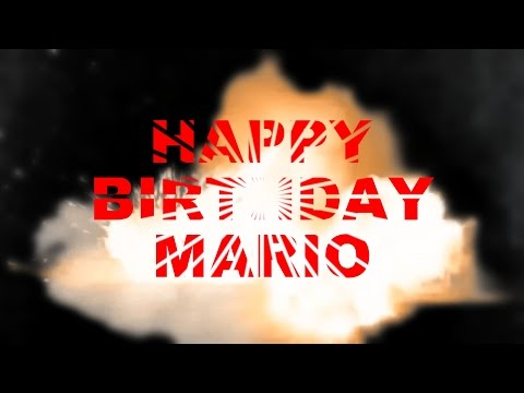 Mario Birthday Song Remix