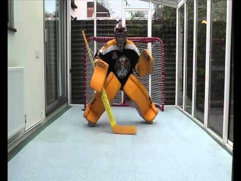 Save Mechanics #7: Inline Hockey Goalies Top 5 Tips