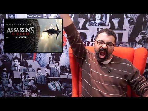 """""""فيلم جامد"""" عن Assassin's Creed: أداء متدني من طاقم التمثيل بالكامل"""