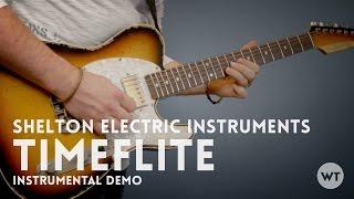 Shelton Timeflite Guitar - DEMO