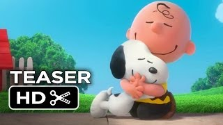 The Peanuts Movie Official Teaser Trailer #1 (2015) - Animated Movie HD