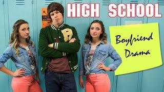 High School Boyfriend Drama - ft. Studio C | Brooklyn and Bailey by Brooklyn and Bailey