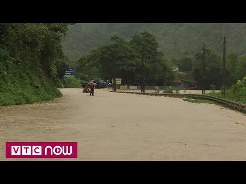 Nhiều xã bị cô lập do mưa lũ tại Hà Giang | VTC1 - Thời lượng: 71 giây.
