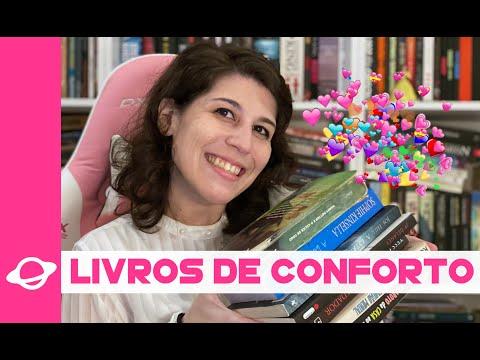 Você também tem LIVROS DE CONFORTO? 🥰 | BOOK GALAXY
