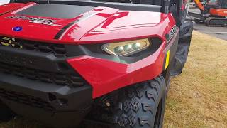 8. Polaris Ranger 150 EFI (Kids ATV)