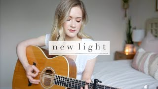 Video New Light - John Mayer Cover | Carley Hutchinson MP3, 3GP, MP4, WEBM, AVI, FLV Juni 2018