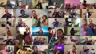 Fiddlershop's Amazing Grace Group Project