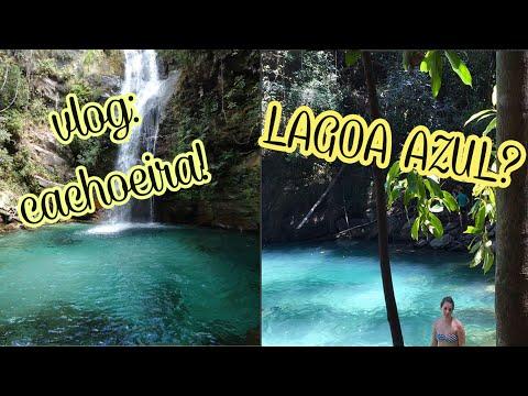 Vlog: cavalcante - GO, cachoeiras Santa Bárbara e Poço Encantado