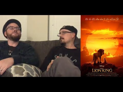 The Lion King - Movie Review w/ Rob Walker!