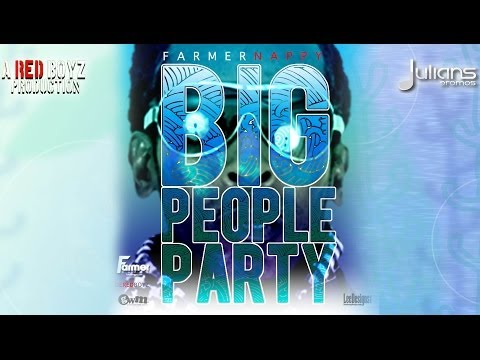 "Farmer Nappy – Big People Party ""2014 Soca Music"" (Produced By De Red Boyz) ""Trinidad"""