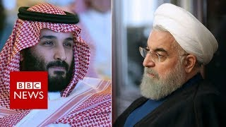 Video Saudi Arabia and Iran: Will they go to war?  - BBC News MP3, 3GP, MP4, WEBM, AVI, FLV Oktober 2018