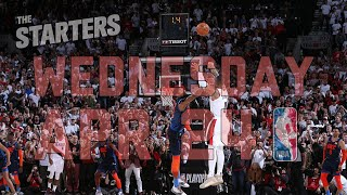 NBA Daily Show: Apr. 24 - The Starters by NBA