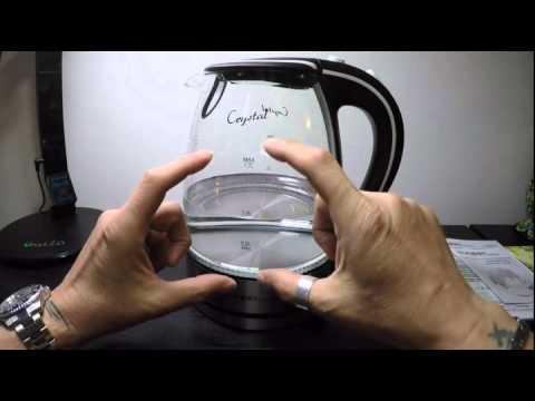 Bollitore acqua 2200 Watt (recensione ITA)