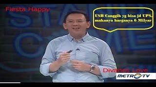 Video Lucunya Gubernur AHOK StandUp MP3, 3GP, MP4, WEBM, AVI, FLV Mei 2018