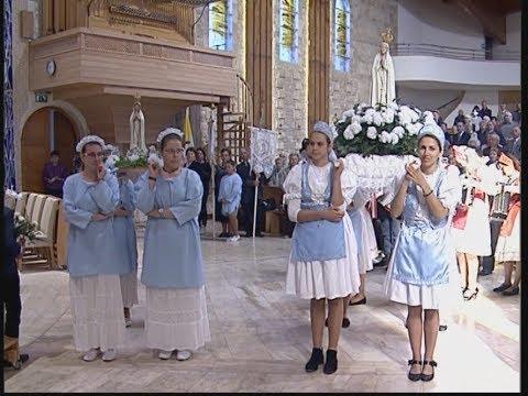 2018-09-30 2018-09-30 Vasárnapi szentmise a Gazdagréti Szent Angyalok Plébánián (Évközi 26. vasárnap)