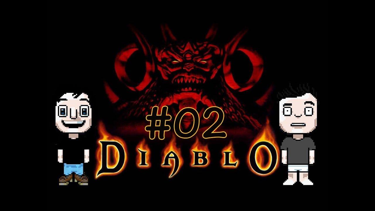 Let's Play: Diablo [PS1] – #02 – Lass die Tür zu!