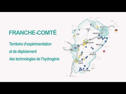 Technologies de l'hydrogène en Franche-Comté