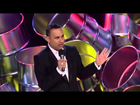 Russell Peters at the 2008 JUNO Awards Presented by JUNO TV's 'Host Month'
