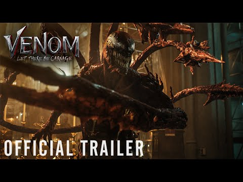 VENOM: LET THERE BE CARNAGE - Official Trailer 2 (HD)