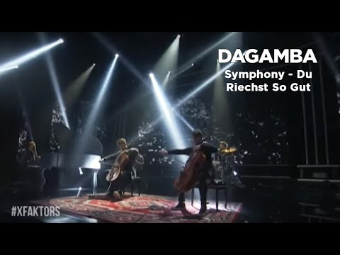 Video Symphony - Du Riechst So Gut (DAGAMBA @ XFAKTORS) download in MP3, 3GP, MP4, WEBM, AVI, FLV January 2017