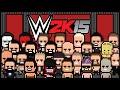 WWE 2K15 | Universe Mode - The Draft (Series 2)