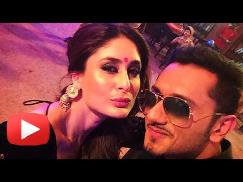 Yo Yo Honey Singh & Kareena Kapoor's NEW SONG in Singham Returns
