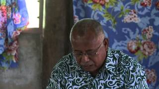 Fiji Permanent Secretary Fo Fisheries And Forest Opens Tikina Namosi Nursery
