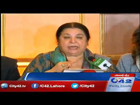 ہاسپٹیلیٹی ان ہوٹل: پاکستان تحریک انصاف کے رہنماؤں کی کانفرنس