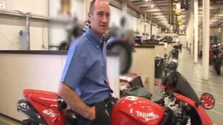 9. The Triumph Daytona 675