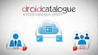 Droid Catalogue YouTube video