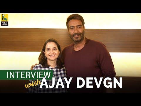 Ajay Devgn Interview with Anupama Chopra | Baadshaho