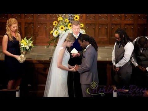 Mom Reveals Bias After Daughter's Interracial Wedding (видео)