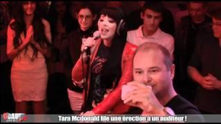 Video Tara Mcdonald file une érection à un auditeur - C'Cauet sur NRJ MP3, 3GP, MP4, WEBM, AVI, FLV November 2017