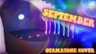 September - Otamatone Cover