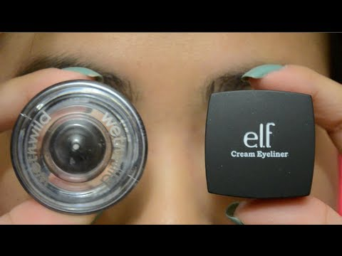 elf cream eyeliner - Hey there! I hope you are all having a nice week. Happy Thanksgiving :) In this video, I compare the ELF Cream Eyeliner to the Wet n Wild one. Hope you found...