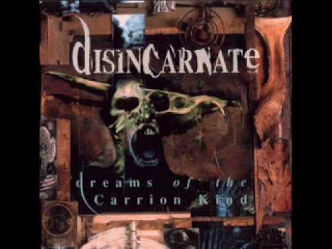 Disincarnate - Deadspawn online metal music video by DISINCARNATE