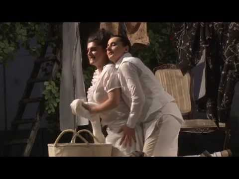 Золотая Маска 2014. Свадьба Фигаро // Perm Opera Live