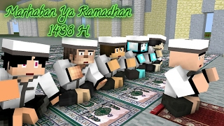 4 BROTHER - Marhaban Ya Ramadhan ft. Beller Gaming   Minecraft Animation Special Ramadhan