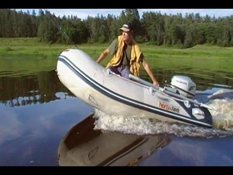 видео гонок на лодочных моторах