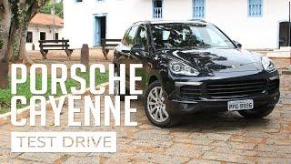 Porsche Cayenne - Test Drive