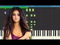 Kygo & Selena Gomez - It Ain't Me - Piano Tutorial - Instrumental