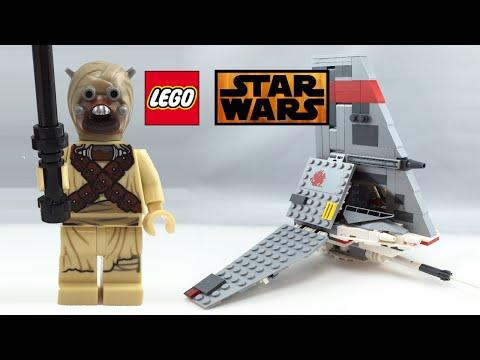 "Конструктор LEGO Star Wars 75081 ""Скайхоппер T-16"""
