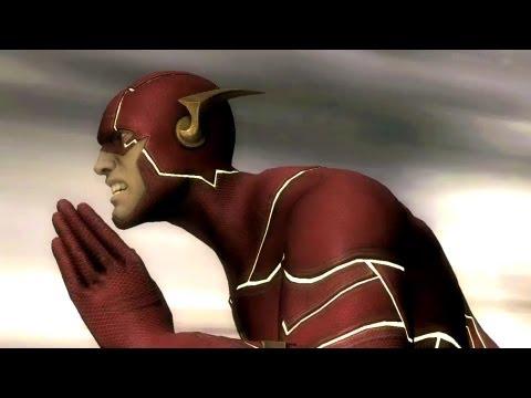 Injustice: Gods Among Us - Batman vs Flash Battle Arena