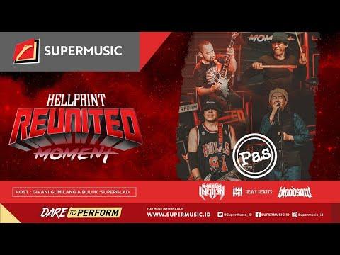 Reunited Moment Eps.5 - Pas Band | Rahasia Intelijen | Heavyhearts | Bloodsaw